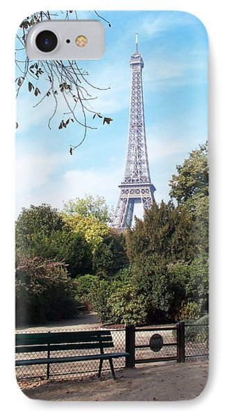 IPhone Case featuring the photograph At Last by Barbara McDevitt