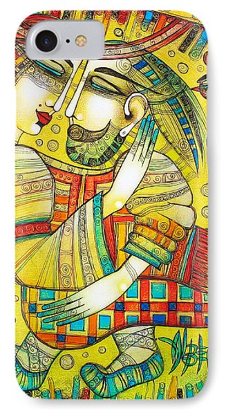At Last I Found You IPhone Case by Albena Vatcheva