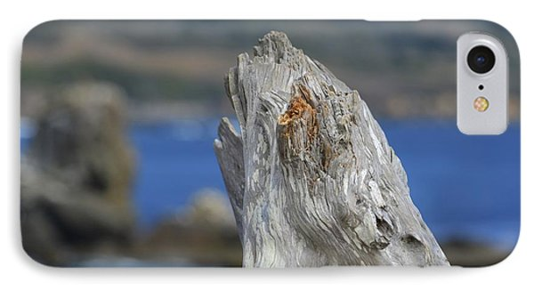 At Pillar Point  IPhone Case by Alex King