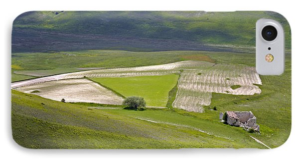 IPhone 7 Case featuring the photograph Parko Nazionale Dei Monti Sibillini, Italy 7 by Dubi Roman