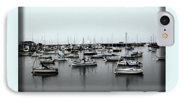 At The Bay  IPhone Case by Sherry Flaker