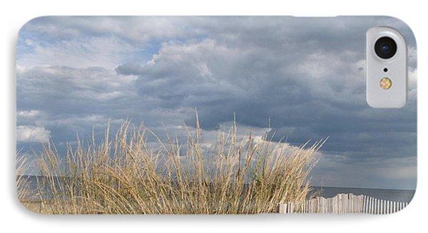 At The Beach IPhone Case by Arlene Carmel