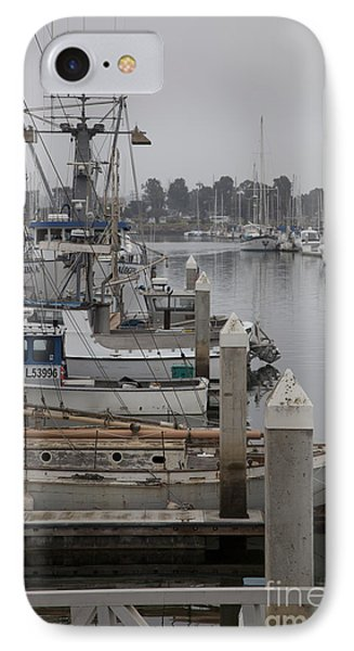 At The Dock Phone Case by Amanda Barcon