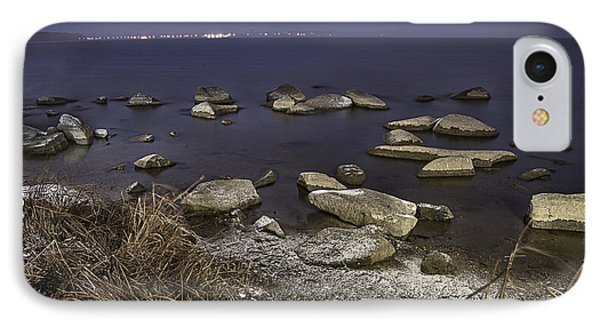 IPhone Case featuring the photograph At The Water  Edge by Vladimir Kholostykh