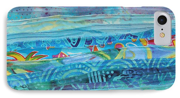 At The Water's Edge Phone Case by Susan Rienzo