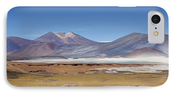 Atacama Hills IPhone Case