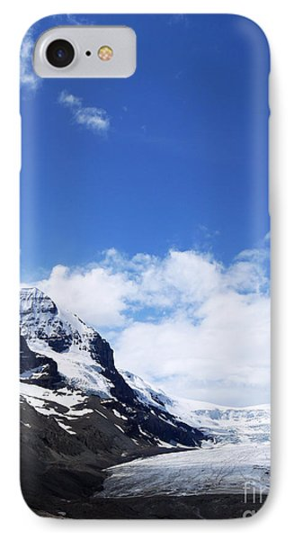 Athabascar Glacier IPhone Case