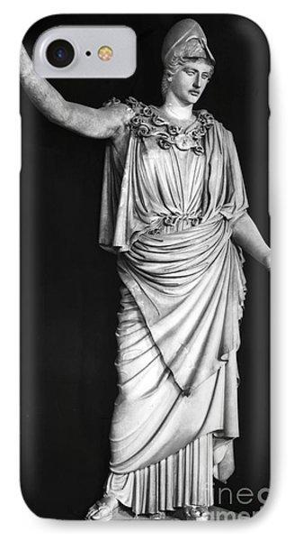 Athena Or Minerva Phone Case by Granger