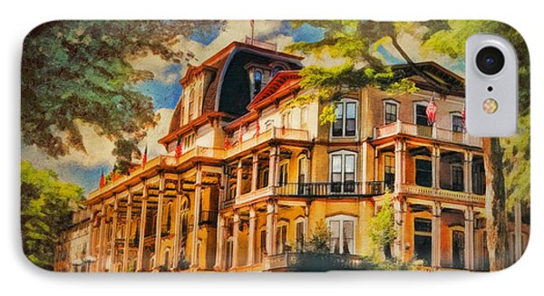 Athenaeum Hotel - Chautauqua Institute IPhone Case