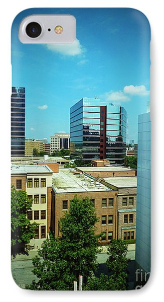 Atlanta Midtown IPhone Case by Sally Simon