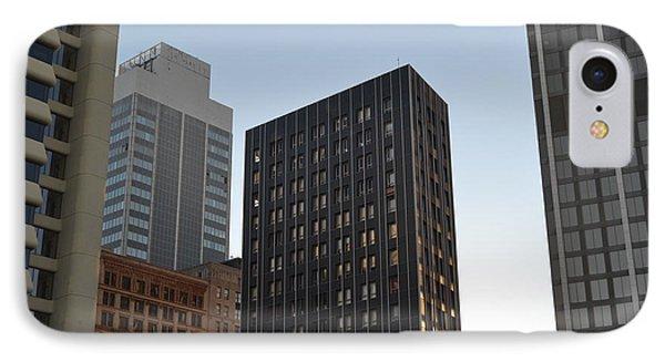 Atlanta Skyline IPhone Case by James Potts