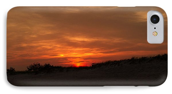IPhone Case featuring the photograph Atlantic Beach At Sunset by Haren Images- Kriss Haren