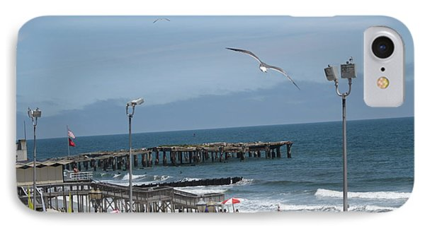 IPhone Case featuring the photograph Atlantic City 2009 by HEVi FineArt