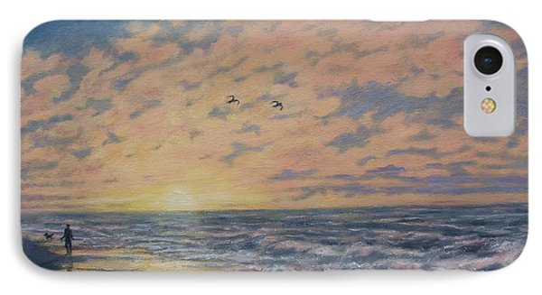 Atlantic Dawn # 2 By K. Mcdermott IPhone Case by Kathleen McDermott