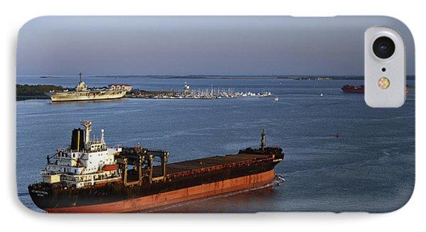 Atlantic Pearl - D006799 IPhone Case by Daniel Dempster