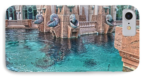Atlantis Resort In The Bahamas IPhone Case by Timothy Lowry