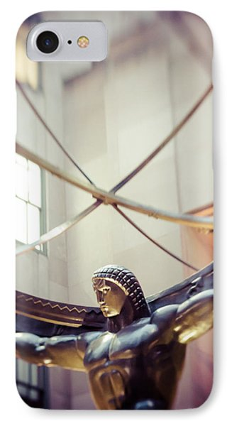 IPhone Case featuring the photograph Atlas by Takeshi Okada
