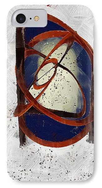 Atomic Truth Phone Case by RC deWinter