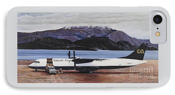 Atr 72 - Arctic Bay IPhone Case