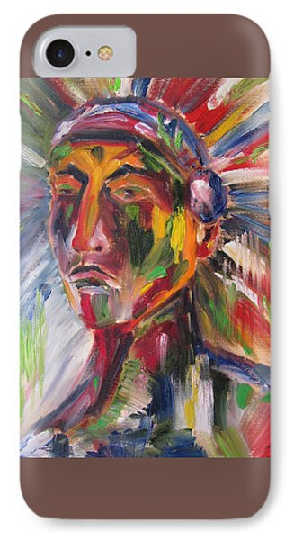 Atsila, Native American IPhone Case