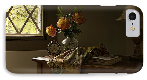 Attic Sanctuary IPhone Case by Terry Rowe