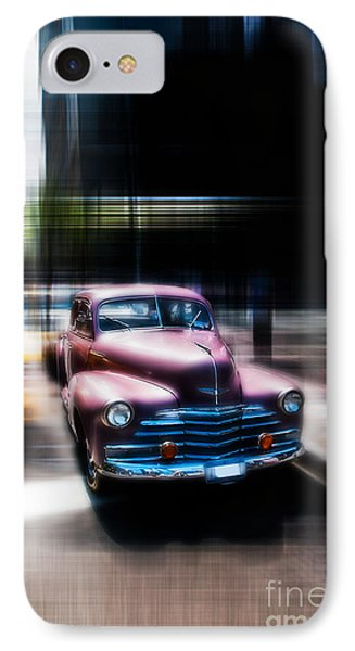attracting curves III2 IPhone Case by Hannes Cmarits