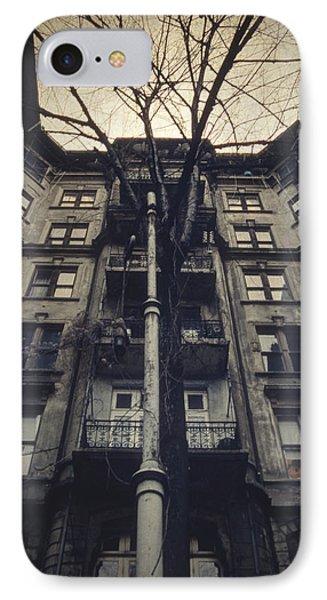 Au Revoir Phone Case by Taylan Apukovska
