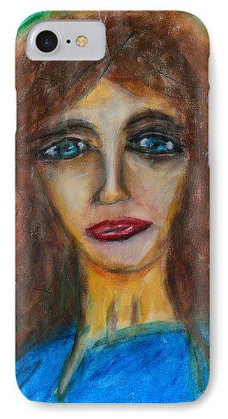Auburn IPhone Case by Donna Blackhall