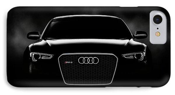 Audi Rs5 IPhone Case by Douglas Pittman