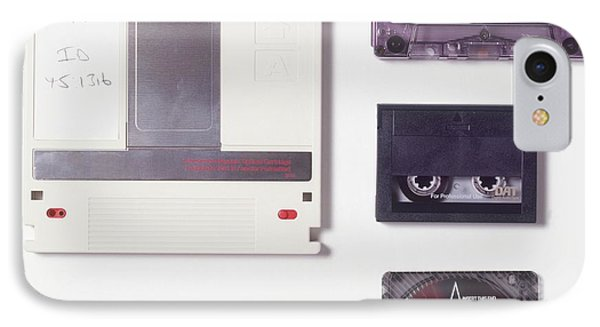 Audio Cassette IPhone Case by Dorling Kindersley/uig