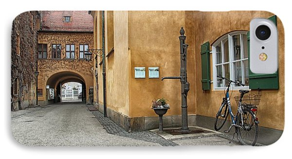 IPhone Case featuring the photograph Augsburg Germany by Paul Fearn