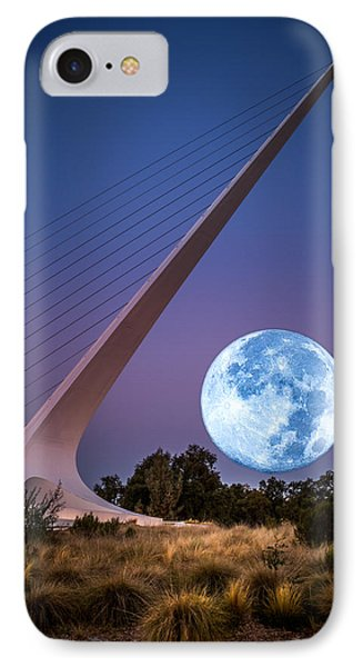 August Moon IPhone Case