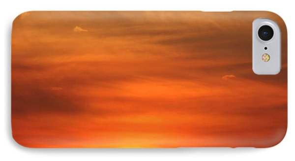 August Morning IPhone Case by Erica Hanel