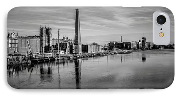 Augusta Canal IPhone Case by Jessica Brawley