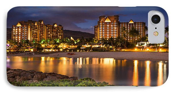Aulani Disney Resort At Ko Olina IPhone Case