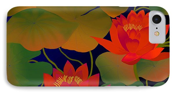 Aura Phone Case by Latha Gokuldas Panicker