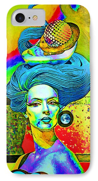 Aurora Phone Case by Chuck Staley