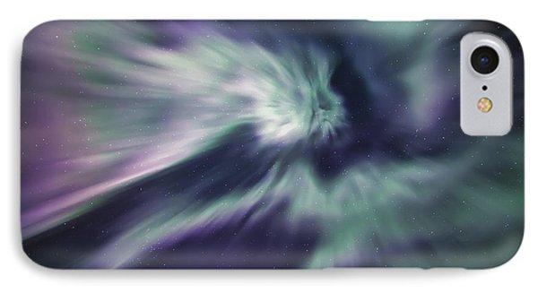 Aurora Sky IPhone Case by Michele Cornelius