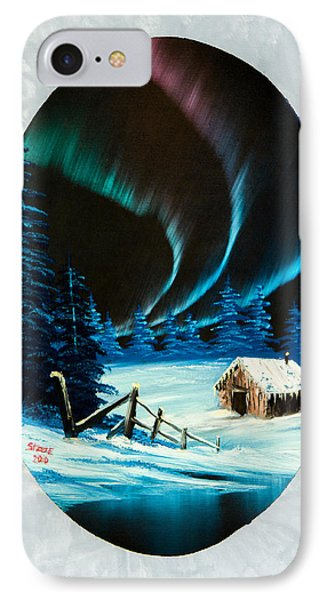 Aurora's Beauty IPhone Case by C Steele