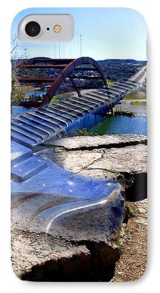 Austin Bridge Of Music And Art IPhone Case