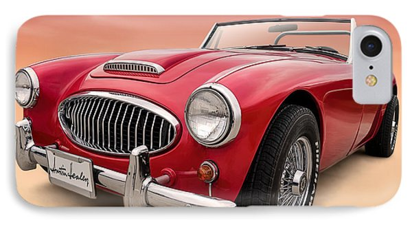 Austin iPhone 7 Case - Austin Healey by Douglas Pittman