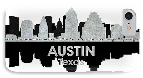 Austin Tx 4 Phone Case by Angelina Vick