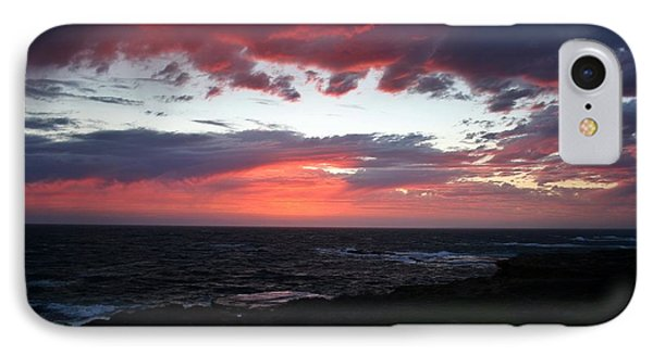 IPhone Case featuring the photograph Australia Sunset by Henry Kowalski