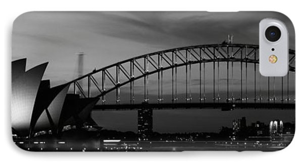 Australia, Sydney, Sunset IPhone Case by Panoramic Images