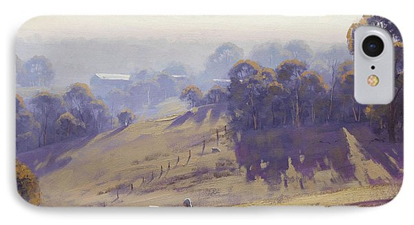 Australian Oil Painting Phone Case by Graham Gercken