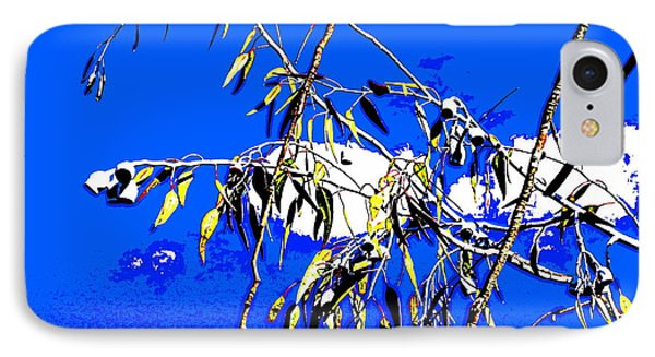 IPhone Case featuring the photograph Australian Plant by Roberto Gagliardi