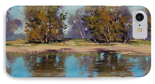 Australian River IPhone Case by Graham Gercken