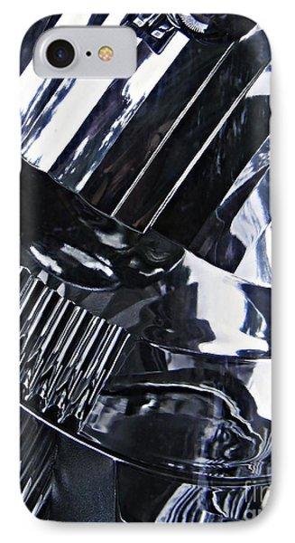 Auto Headlight 10 Phone Case by Sarah Loft