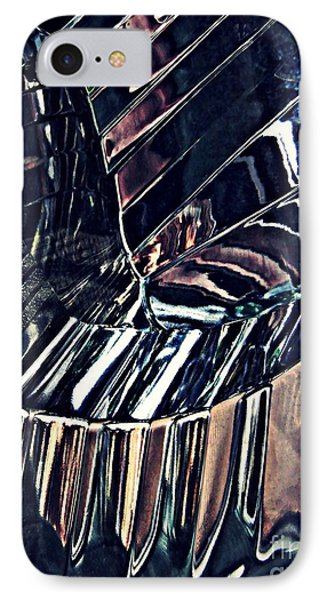 Auto Headlight 28 Phone Case by Sarah Loft
