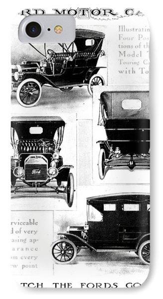 Automobile Advertisement Phone Case by Granger